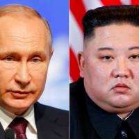 【快訊】俄媒: 普丁與金正恩 定4/25在海參崴首度高峰會