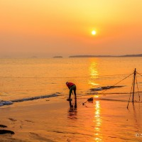 Photo of the Day: Sunset in Kinmen, Taiwan