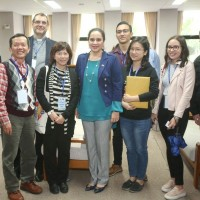First Lady of Honduras visits Taiwan's Providence University