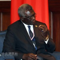 Taiwan happy to see Sogavare victory in Solomon Islands PM election
