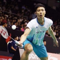 Taiwan's Chou advances to semifinals at Badminton Asia