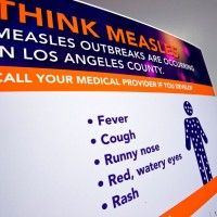 麻疹感染率大增 川普呼籲民眾接種疫苗