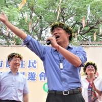 韓國瑜改口:吳敦義曾「介紹」企業家捐款 但沒親交4千萬