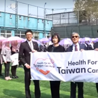 Syrian refugees express love and gratitude for Taiwan's assistance