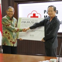 Taiwan donates additional US$355,722 for Indonesian post-quake relief