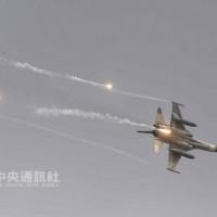港媒稱國軍對共軍發射熱焰彈 國防部:假訊息