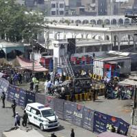 巴基斯坦蘇菲派聖殿傳爆炸案 至少5死24傷