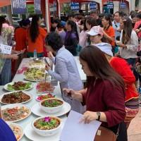 南市新住民美食比賽 展現自我文化特色