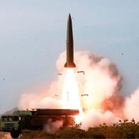 【更新】南韓軍方:北韓今又發射飛彈 疑為2枚近程飛彈