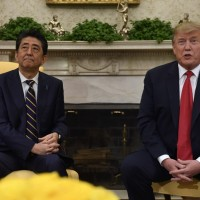 Trump confident US-Japan trade deal can be reached 'quickly'