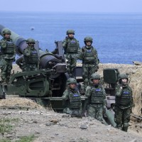 Taiwan's military begins computer drills
