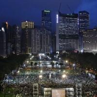 Hong Kong councilor encourages people to attend Tiananmen Square massacre vigil