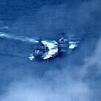 US, Russia blame each other for near-collision of warships in Philippine Sea