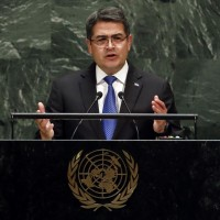 Honduras president, first lady test positive for COVID-19