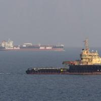 Iran says oil tanker struck by missiles off Saudi Arabia