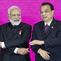 China-led Asian trade bloc pushes ahead as India drops out