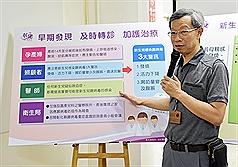 Central Taiwan health chief investigated over proactive COVID-19 screenings