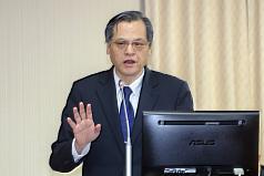 Taiwan's National Security Bureau keeps tabs on Chinese navy