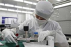 美日德缺晶片向台灣求援 彭博:全球對台依賴度達危險級