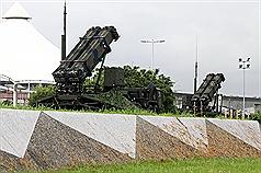 美國批准愛國者飛彈延壽案 總統府:強化台灣防衛能量