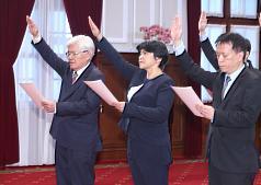 Lin Lian-ron named Taiwan's deputy representative to WTO