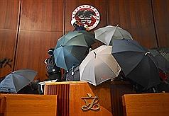香港城大學生記者 七一佔領立法會前線採訪竟被捕
