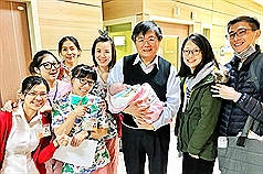 Pregnant woman gets liver transplant in Taiwan first
