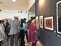 Taiwan printmaking delights Russia