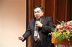 IMIA President Jack Li (photo courtesy of Dr. Jack Li)