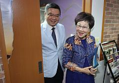 Former vice president warned against political manipulation in presidential bid
