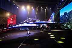 Taiwan's AIDC conducts runway test for Brave Eagle jet trainer