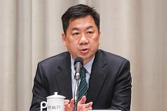 Deputy Minister of the Interior Chen Tsung-yen (陳宗彥).