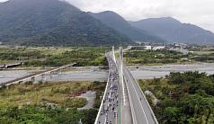 Suhua Highway to open in E. Taiwan on Jan. 6, 2020
