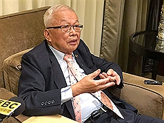 Former investment chief of Taiwan's KMT says China has only 40 nuclear warheads