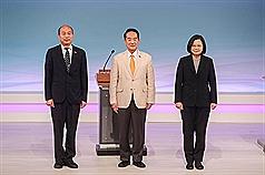 【總統辯論會】 蔡批韓政見空泛 韓批蔡四個欺騙