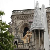 巴黎聖母院災後調查 揭露工安與違規疏失