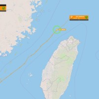 US warships deploy new tactic when transiting Taiwan Strait