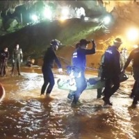 泰國洞穴足球隊奇蹟救援 將登Netflix