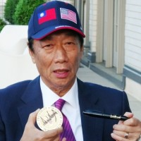 Foxconn tycoon tells Trump he'd rather be a 'peacemaker' than a 'troublemaker'