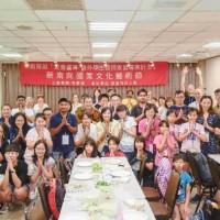 「新南向國家文化藝術節」泰越台分享美食、聊文化
