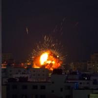 以巴烽火再起 土國通訊社辦公室遭空襲炸毀