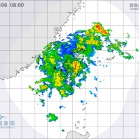 Plum weather fronts to bring rain to Taiwan through Thursday
