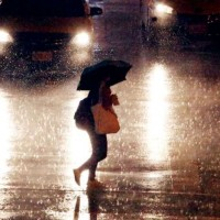 Heavy rain alert issued for N. Taiwan, mercury drops to 15 degrees Celsius