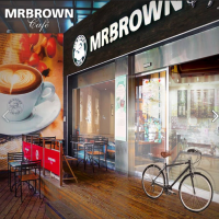 Taiwanese coffee chain Mr. Brown closes 8 outlets