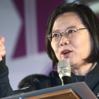 Tsai says Taiwan will never accept 'one country, two systems'