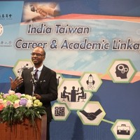 Taiwan pushes for more industrial, academic exchanges with India
