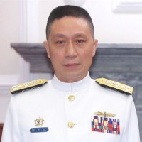 Acting chief of general staff announced by Taiwan's defense ministry