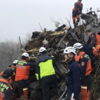 Conspiracy theories swirl online in Taiwan after Black Hawk crash