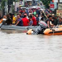 【以雨治雨】印尼政府計畫以「人造雨」 遏阻雅加達水患