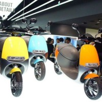 Taiwan's Gogoro sees sales more than double in 2019